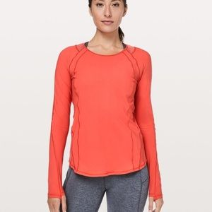 Lululemon Sculpt Long Sleeve